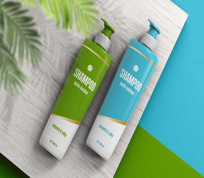 Shampoo-bottle